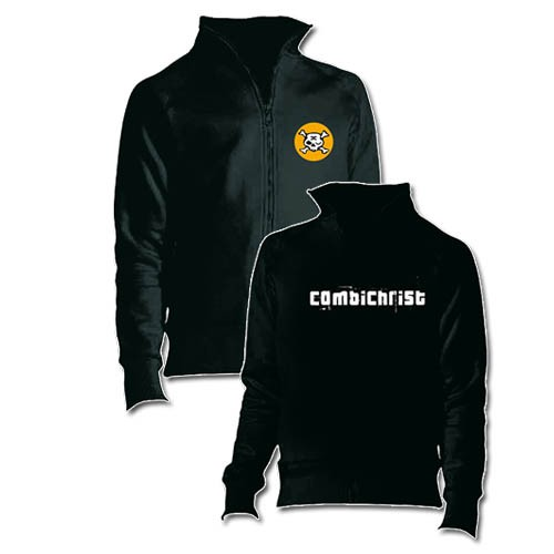 Combichrist - logo girlie street jacket XS - Jacke - girlie street jacket XS